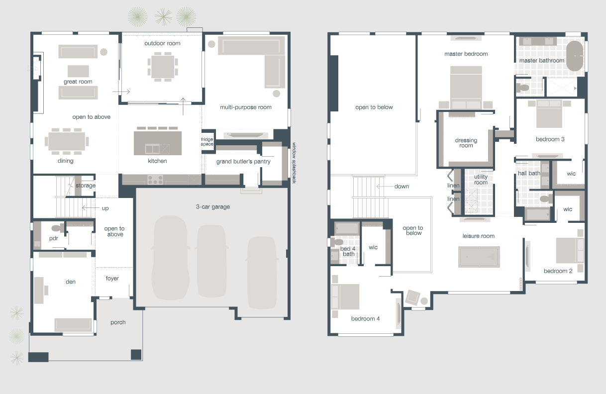 Avoca Floor Plan